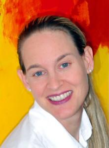 Zahnärztin Kathrin Stecher